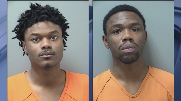 Walmart employees help police catch armed robbery suspects