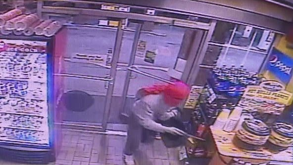 Police: Knife-wielding robber shot by Duluth gas station cashier