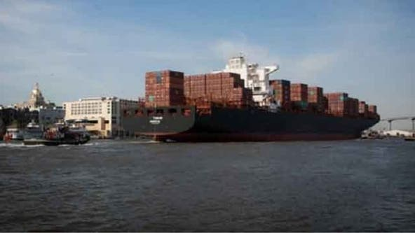 Georgia seaports set new record cargo volumes in 2019
