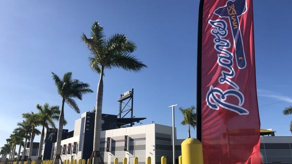Exclusive tour of Braves' new spring training home in Florida