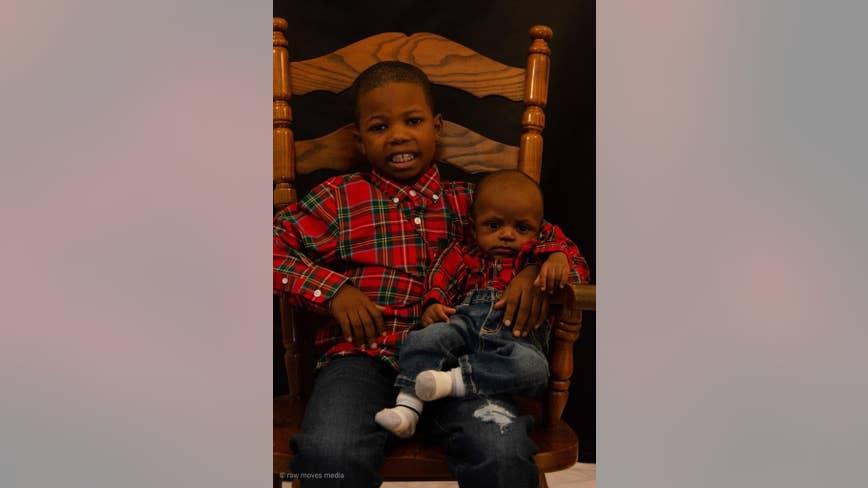 Hero fighters rescue Atlanta mom, children from burning apartment