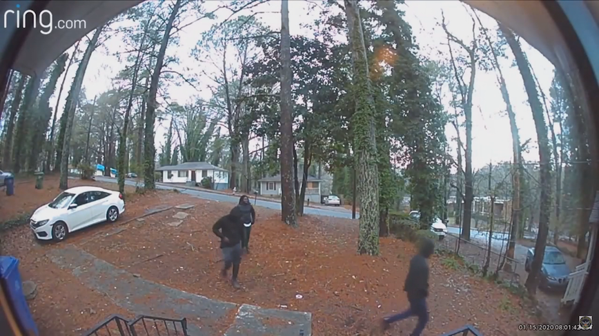 Police searching for 3 suspects in Atlanta home invasion