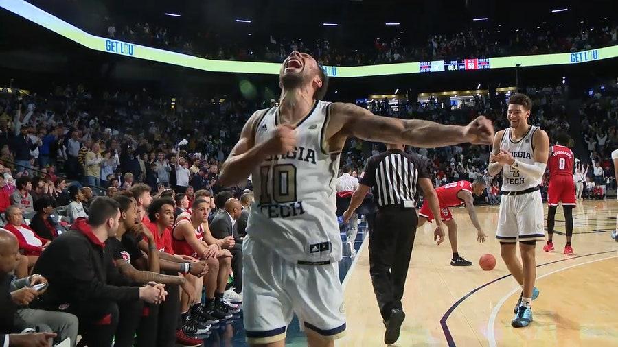 Alvarado steals a win for Georgia Tech over N.C. State