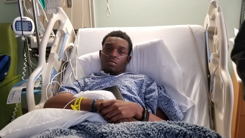 Flu Lands 17 Year Old In The Icu With Kidney Failure