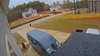 Amazon truck caught on camera hitting Covington home