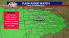 Flash Flood Watch issued for Georgia counties