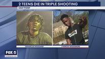 2 teens killed in East Point triple shooting