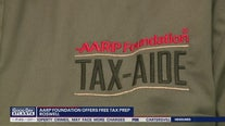AARP offers free tax services