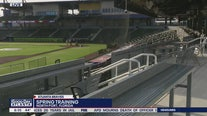Taking a look inside new Braves' spring training ballpark