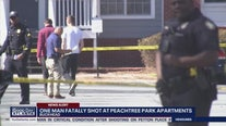 Man killed in Atlanta apartment shooting
