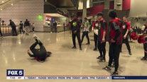 New breakdancing crew helps shoot Atlanta Hawks to number 1 in 'Game Experience'