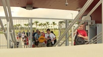 Braves fans frustrated with spring training setup