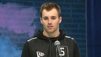 Jake Fromm talks about decision to go pro at NFL Combine