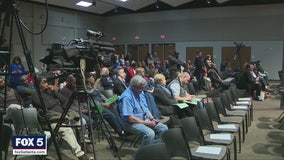 Dunwoody parents outraged after DeKalb County Board of Education relocates 800 students