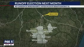 Republicans head to March runoff in Georgia Senate race
