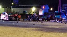 GSP Troopers: Infant survives deadly multi-car crash in Forest Park