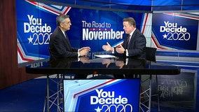 The Road to November: Brad Raffensperger Full Interview