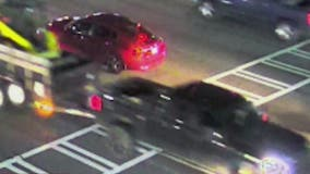 Conyers police search for pickup truck involved in hit and run