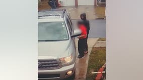 Caught on camera: Family held at gunpoint in Clayton County