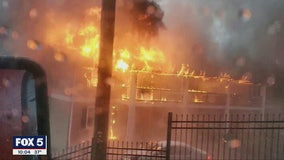 Red Cross: 14 families displaced by fire at DeKalb County apartment complex