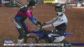 The dirt flies as Supercross returns to Atlanta