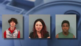 3 adults, 2 juveniles arrested for LaGrange area mail thefts