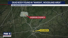 Deputies: Body found in marshy, wooded area of NW Gordon County