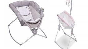 Over 165,000 infant incline sleepers recalled due to suffocation risk