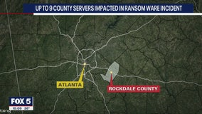 Rockdale County confirms ransomware attack on county's servers