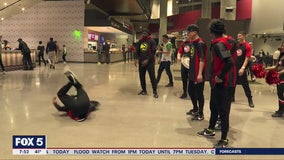 New breakdancing crew helps shoot Atlanta Hawks to number 1 in 'Game Experience'