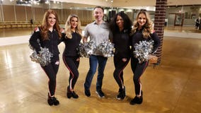 Falcons host cheerleader prep classes ahead of 2020 auditions