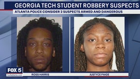 Police issue warrants in Georgia Tech student robbery