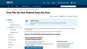Few Americans use the free tax software available to them