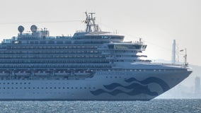 Ten more sick with virus on one of two isolated cruise ships