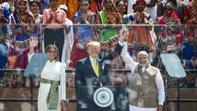 Trump's India visit prioritizes pageantry over policy