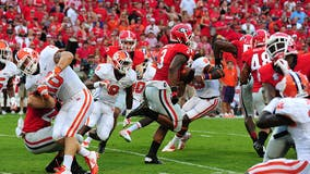 Georgia, Clemson to kick off 2021 season in Charlotte