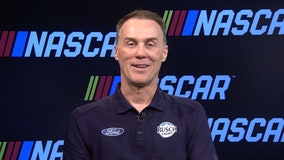 Harvick ready to pick up in Daytona where he left off last season