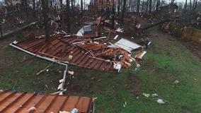 National Weather Service confirms tornado in Gordon County during Thursday storm