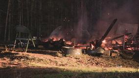 Retiree, dog dead in Coweta County mobile home fire