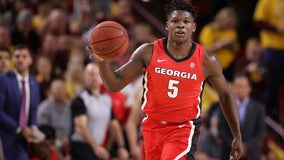 Georgia upsets No. 13 Auburn in Athens