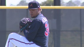 """""""King Félix"""" excited for fresh start with the Braves"""