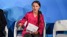 Russians posing as Greta Thunberg prank Bernie Sanders