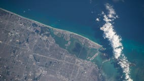 International Space Station tweets photo of Miami prior to Super Bowl kick-off