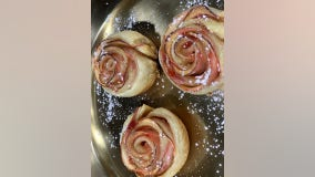 How to make apple roses with Daniel Day 'Chef D'
