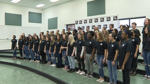 Ola High School choir invited to perform at Carnegie Hall, but they can't afford to go