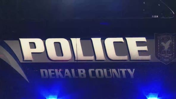 Search for armed suspect in DeKalb County