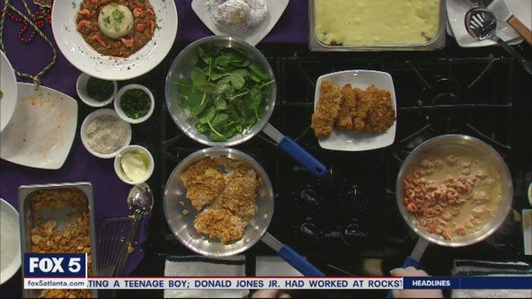 Louisiana Bistreaux whips up delicious dishes on Fat Tuesday