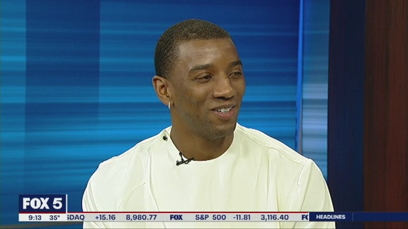 Malcolm Mitchell talks about being an author on Good Day
