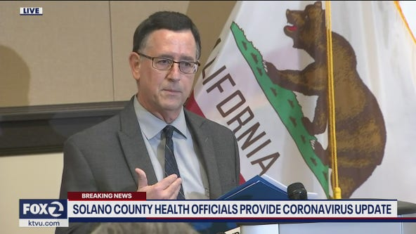 Officials working to ID health care workers exposed to Solano Co. coronavirus patient