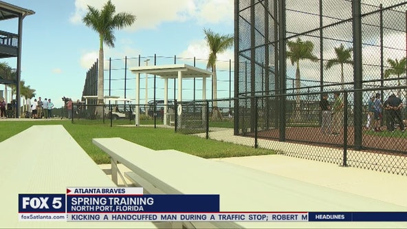 Braves fans frustrated with limited access at new spring training facility